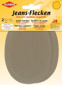 KleiberJeans-Flecken beige