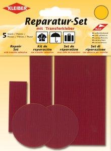 Kleiber Reparatur-Set dunkelrot
